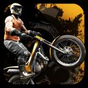 峡谷疯狂摩托车