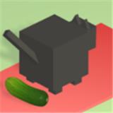 方块猫与黄瓜游戏