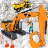 拆除挖掘机
