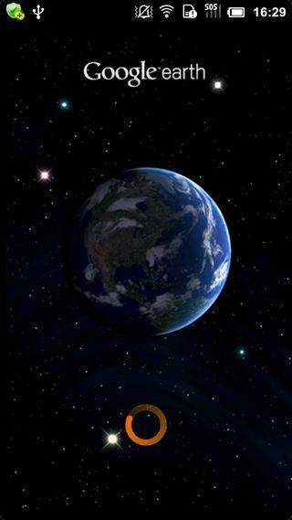 谷歌地球9.3版截图