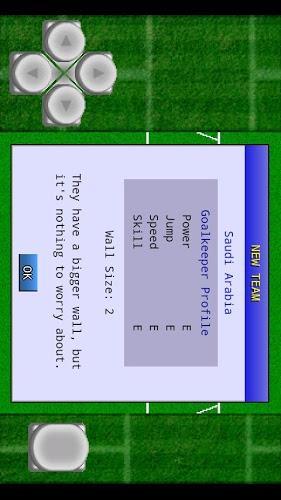 PRO足球挑战游戏截图