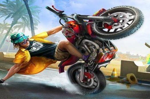 摩托车高峰赛手截图