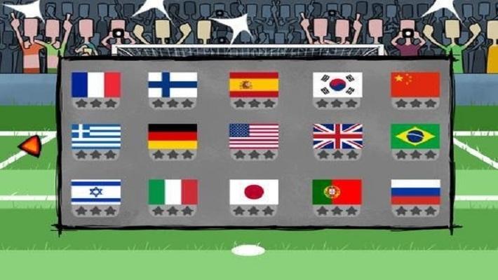 足球点球冠军截图