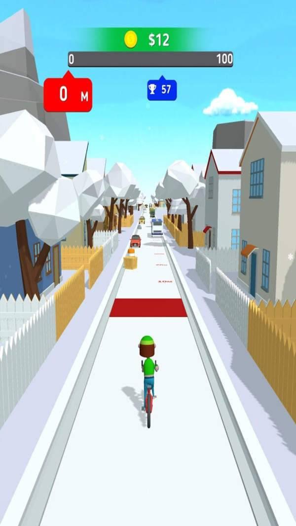 儿童单车赛无敌版截图