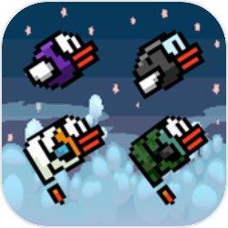太空飞鸟游戏