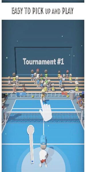 破发点网球截图