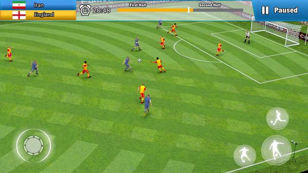 王者足球世界杯手游截图