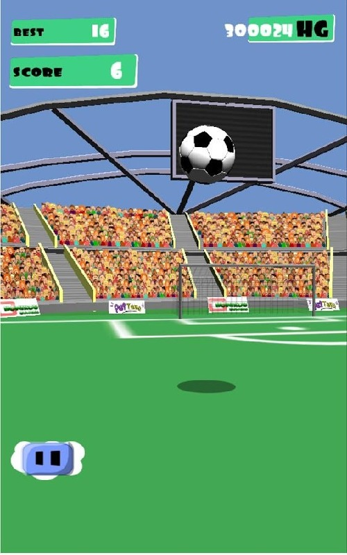 3D世界杯赛车修改版截图