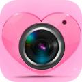 美颜贴纸玩图相机