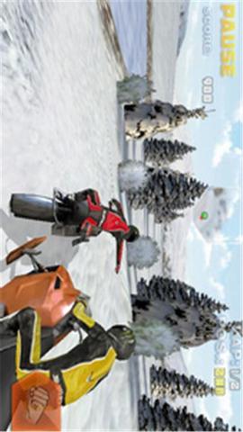 忍者神龟骑摩托截图