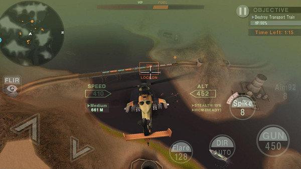 格斗战机无敌版截图