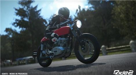 极限摩托狂飙游戏截图