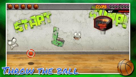 篮球投射修改版截图