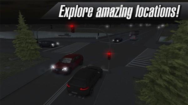马球驾驶模拟器截图